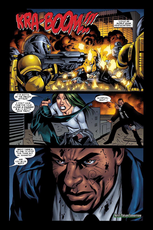Read online Amazing Fantasy (2004) comic -  Issue #11 - 23