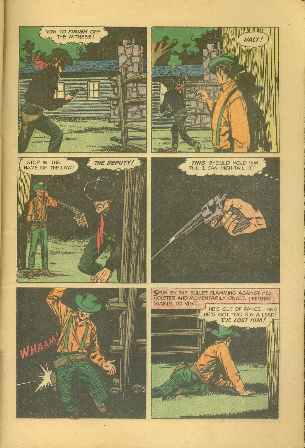 Four Color Comics issue 769 - Page 25