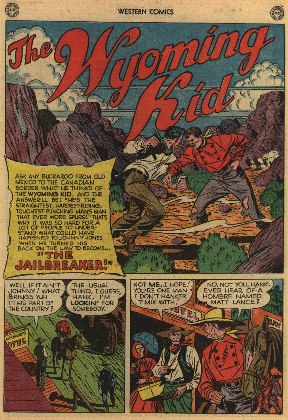 Western Comics issue 1 - Page 39
