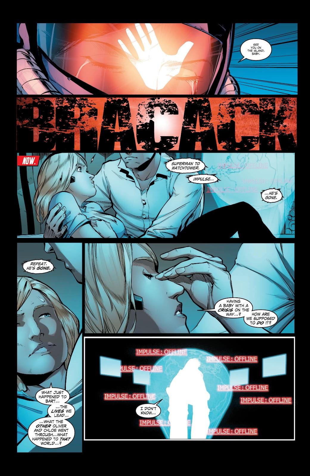 Read online Smallville Season 11 [II] comic -  Issue # TPB 3 - 120