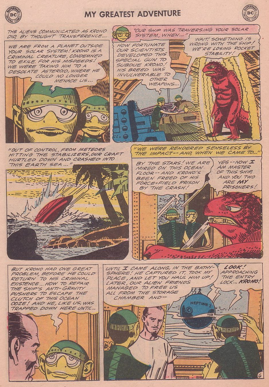 My Greatest Adventure (1955) issue 65 - Page 30
