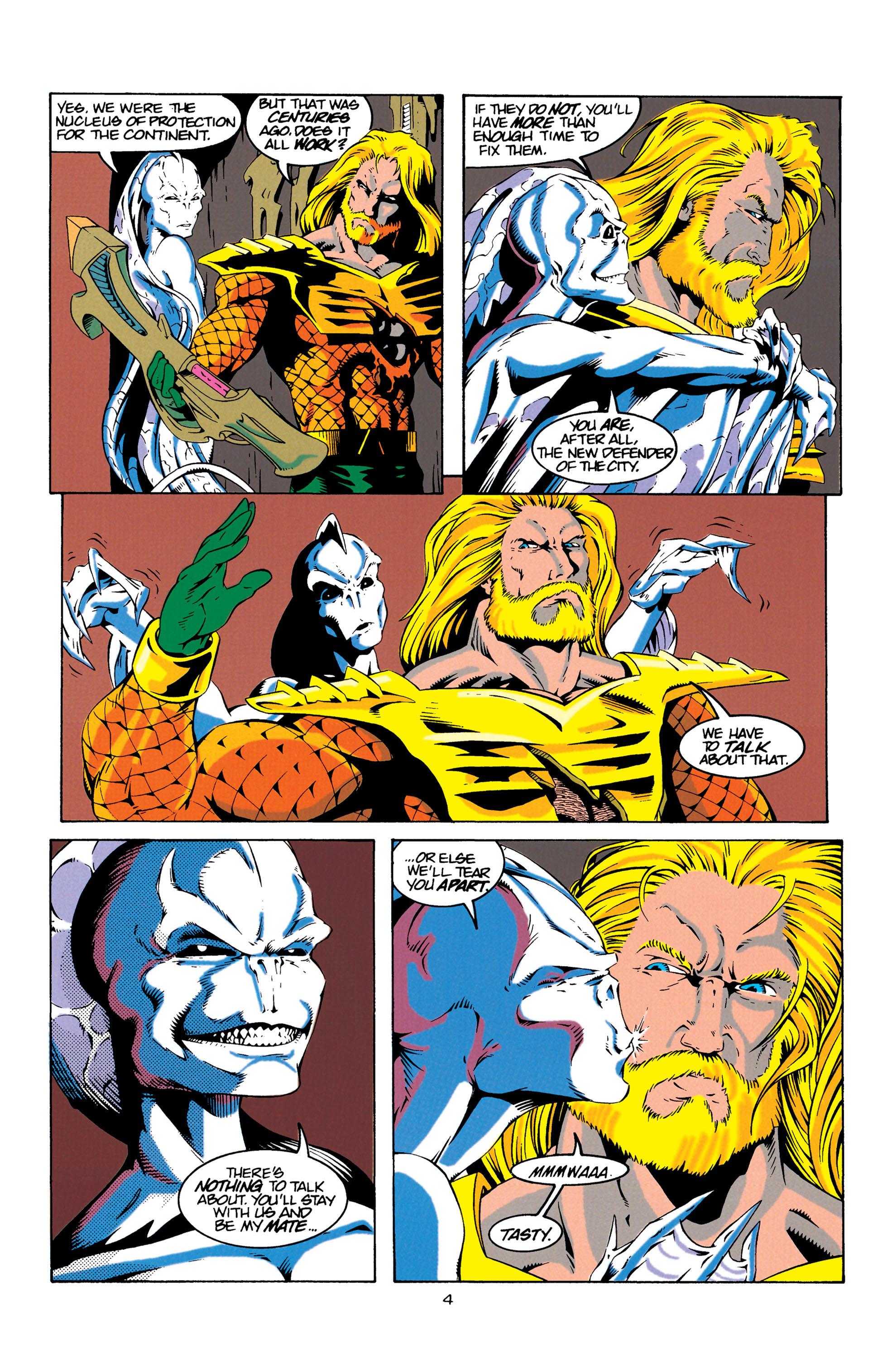 Read online Aquaman (1994) comic -  Issue #18 - 4