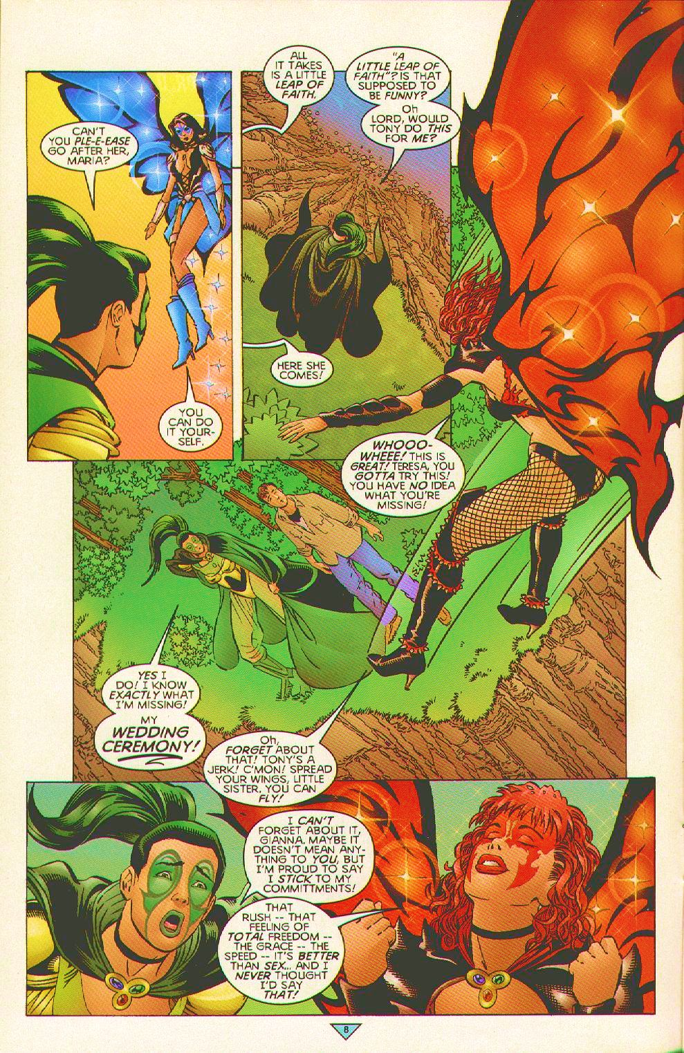 Read online Trinity Angels comic -  Issue #3 - 7