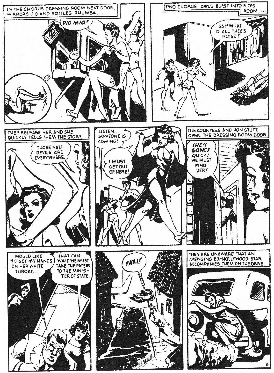 Read online Men of Mystery Comics comic -  Issue #82 - 104