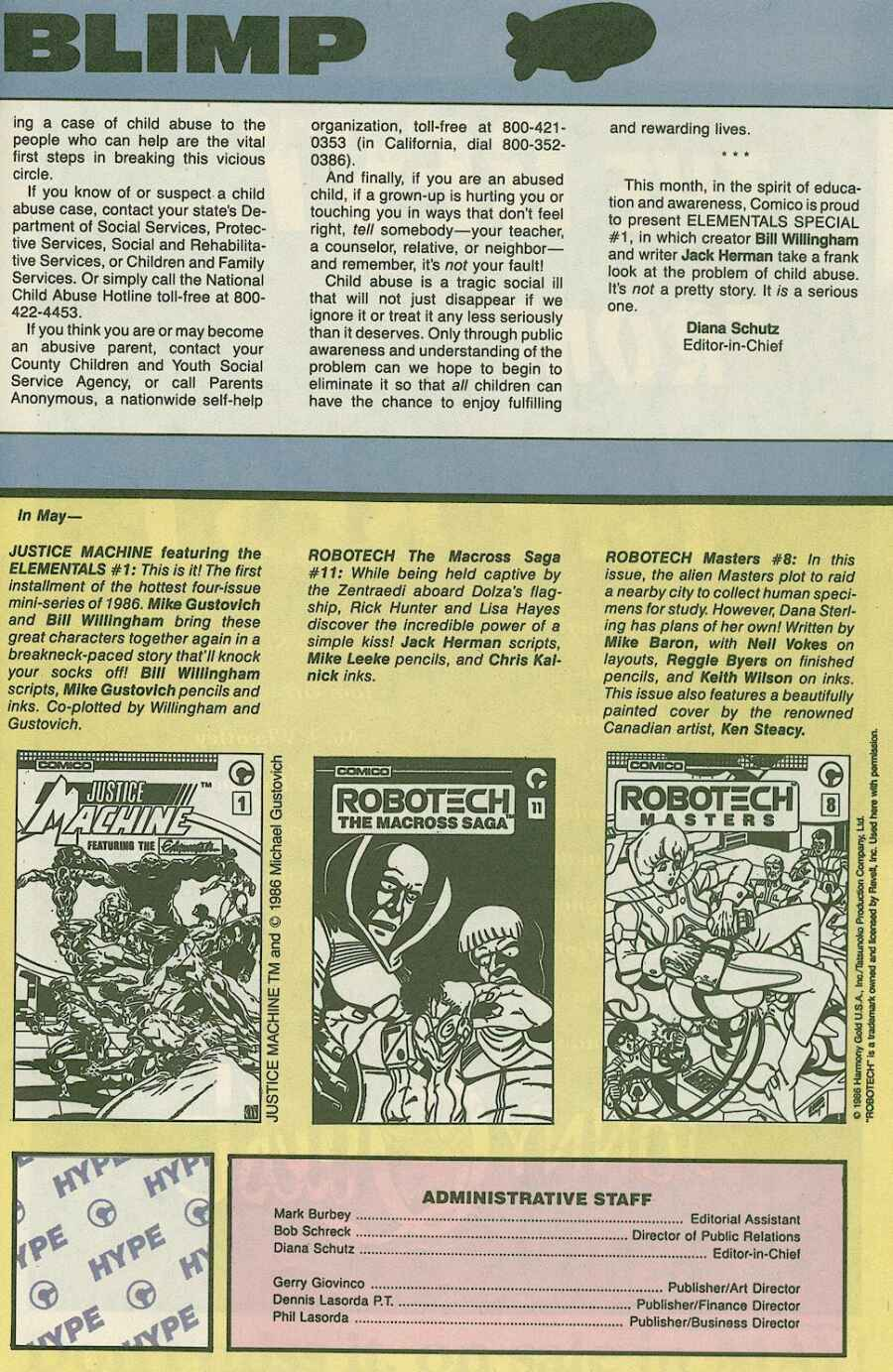 Elementals (1984) issue Special 1 - Page 33