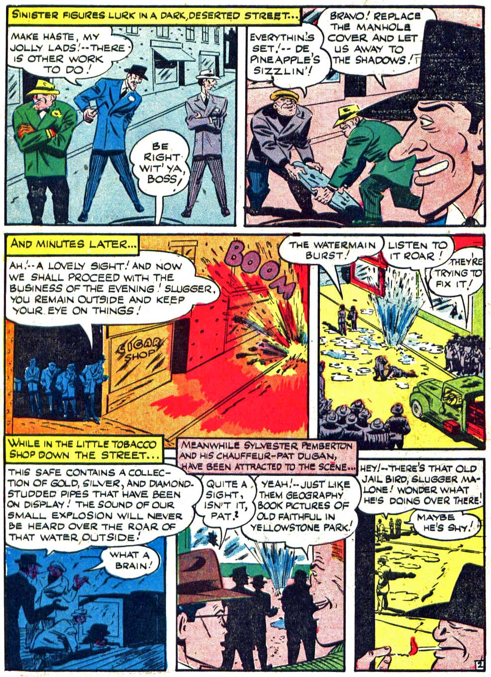 Star Spangled Comics (1941) issue 27 - Page 18