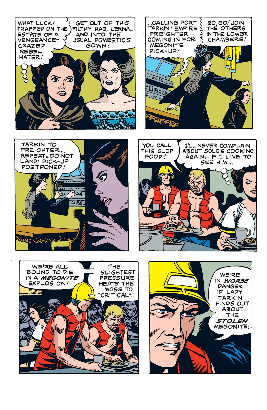 Read online Star Wars Legends: The Newspaper Strips - Epic Collection comic -  Issue # TPB (Part 2) - 56
