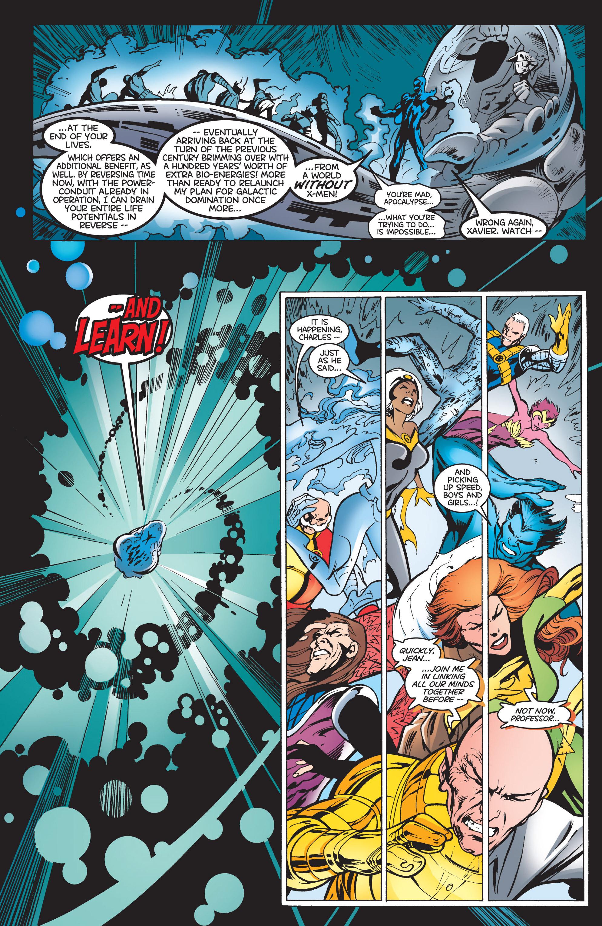 X-Men (1991) 98 Page 16