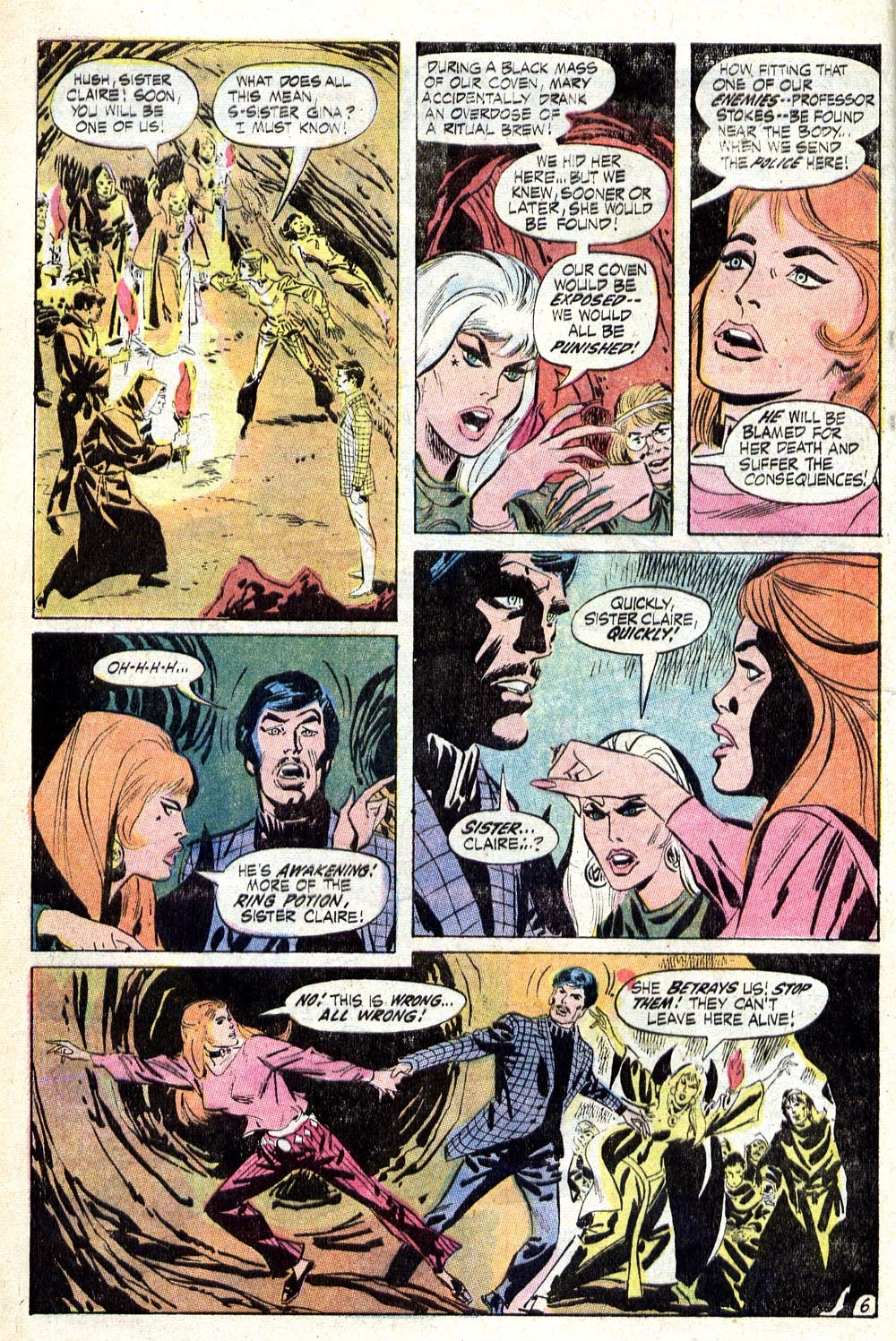 The Witching Hour (1969) issue 17 - Page 8
