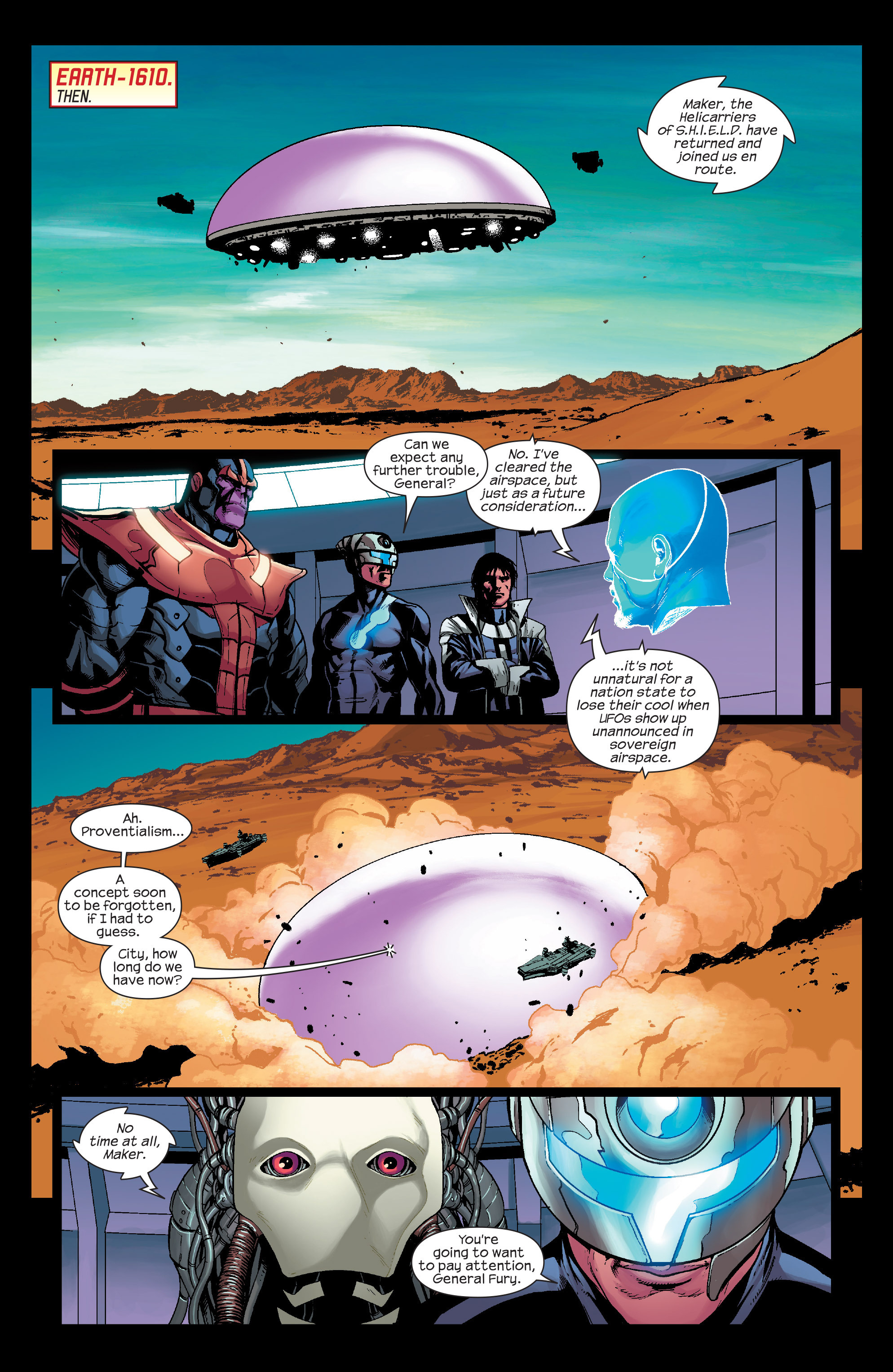 Read online Avengers (2013) comic -  Issue #44 - 23