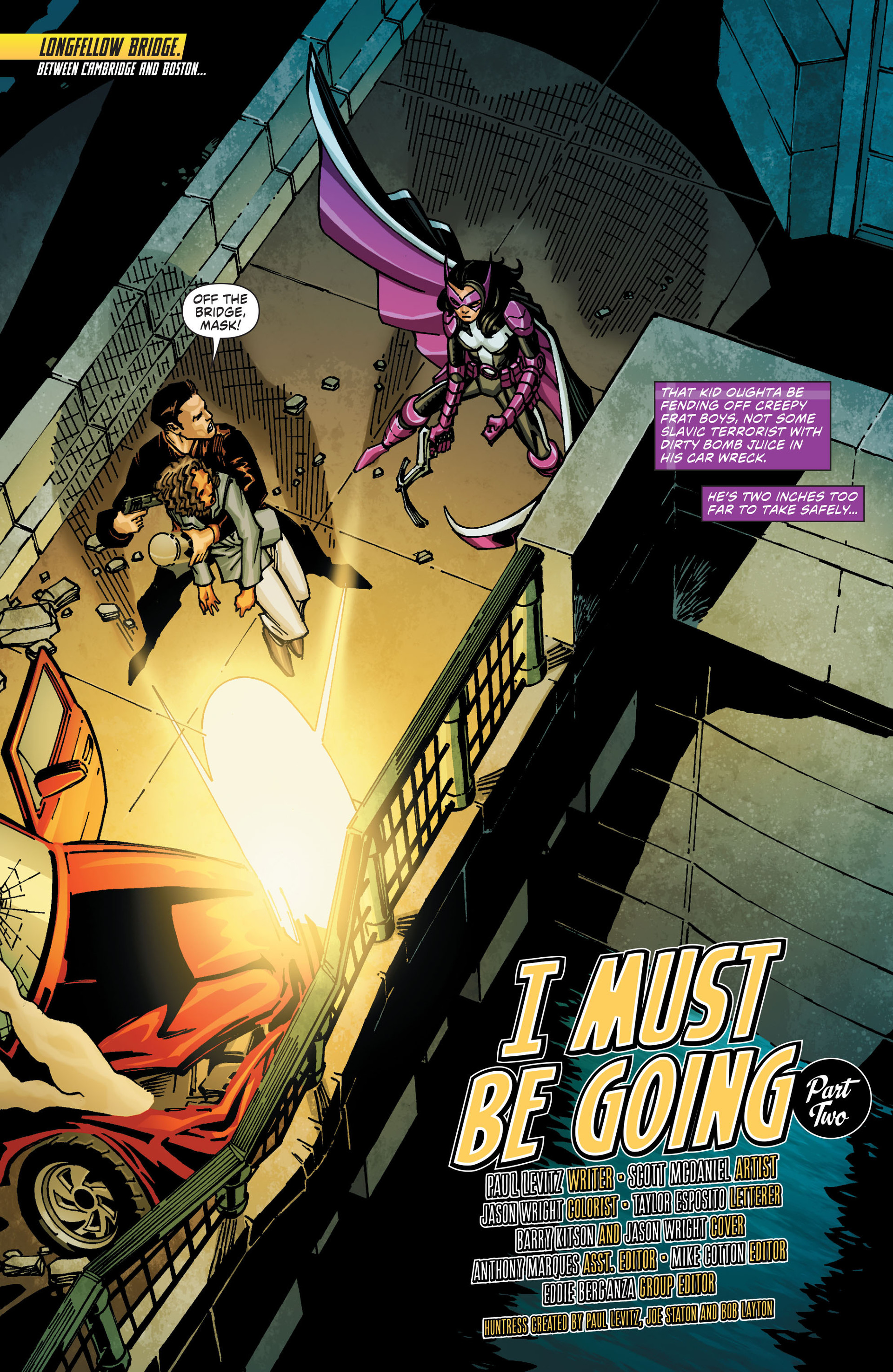 Read online Worlds' Finest comic -  Issue #24 - 2