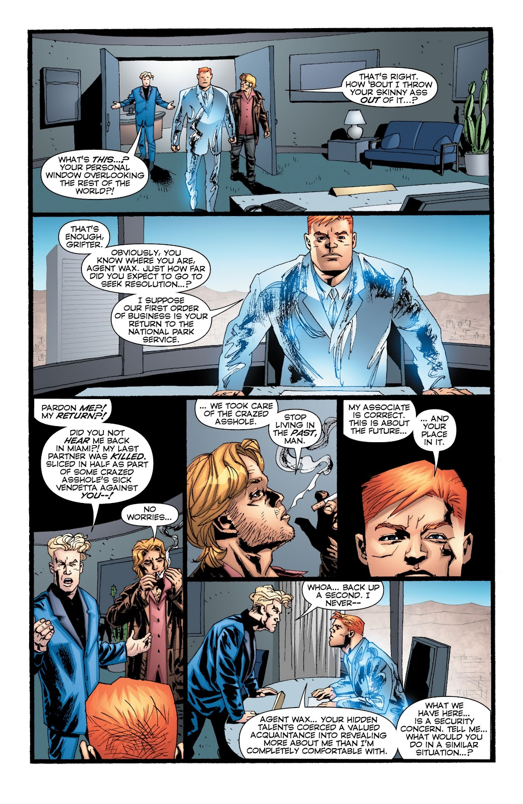 Wildcats Version 3.0 Issue #17 #17 - English 15