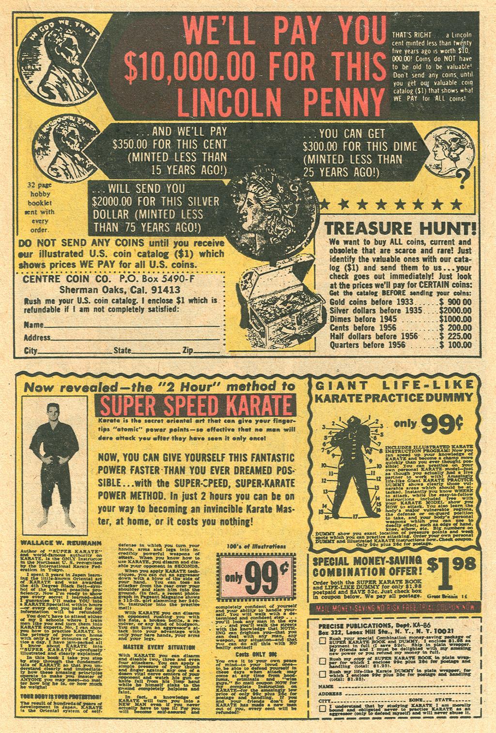 Read online Two-Gun Kid comic -  Issue #97 - 19