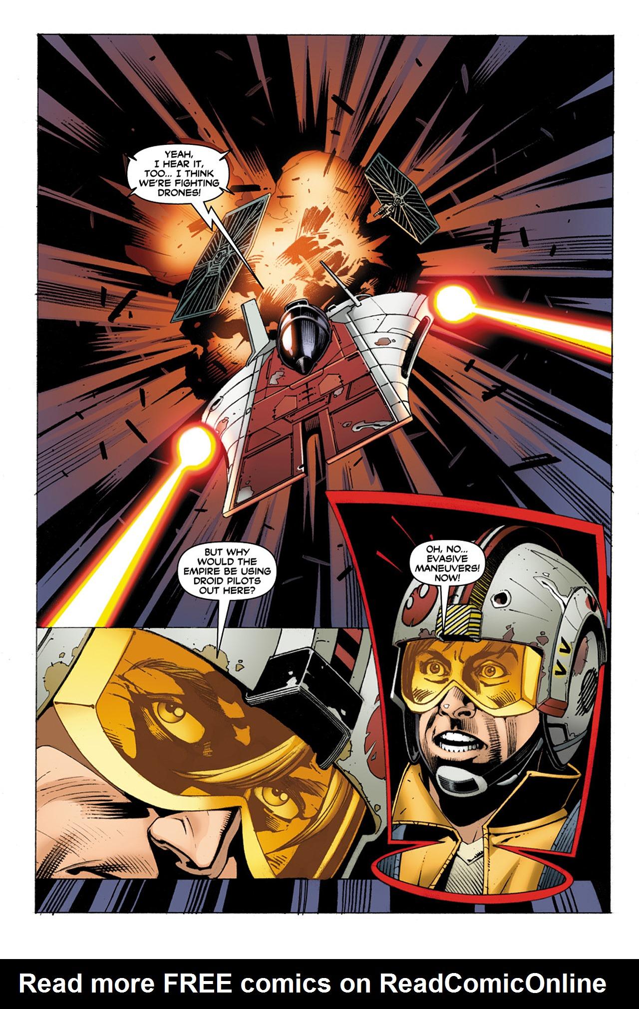 Read online Star Wars Omnibus comic -  Issue # Vol. 1 - 46