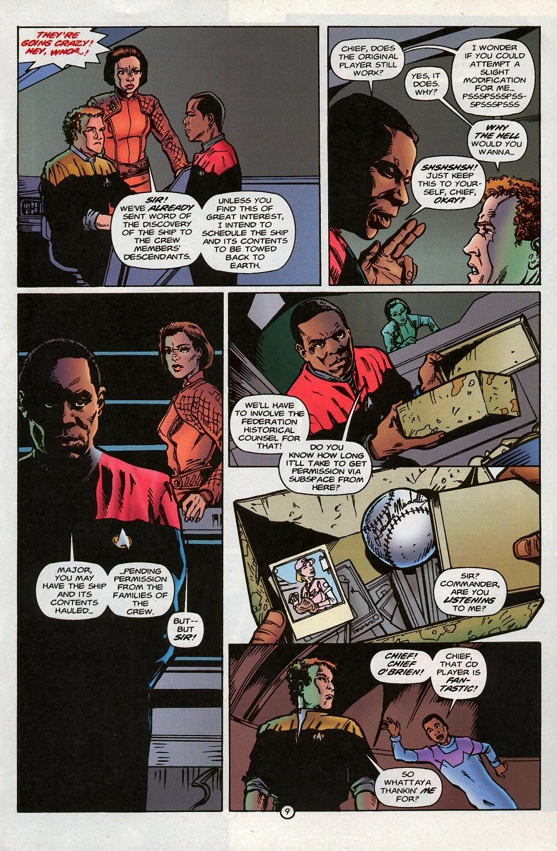 Read online Star Trek: Deep Space Nine (1993) comic -  Issue # _Special 1 - 24