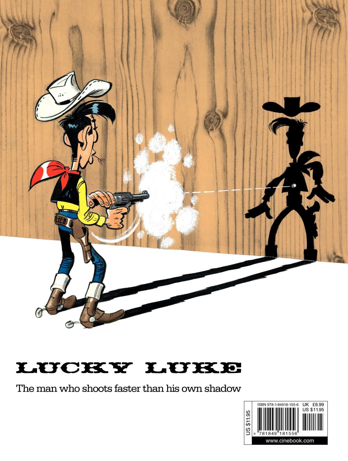 Read online A Lucky Luke Adventure comic -  Issue #40 - 48