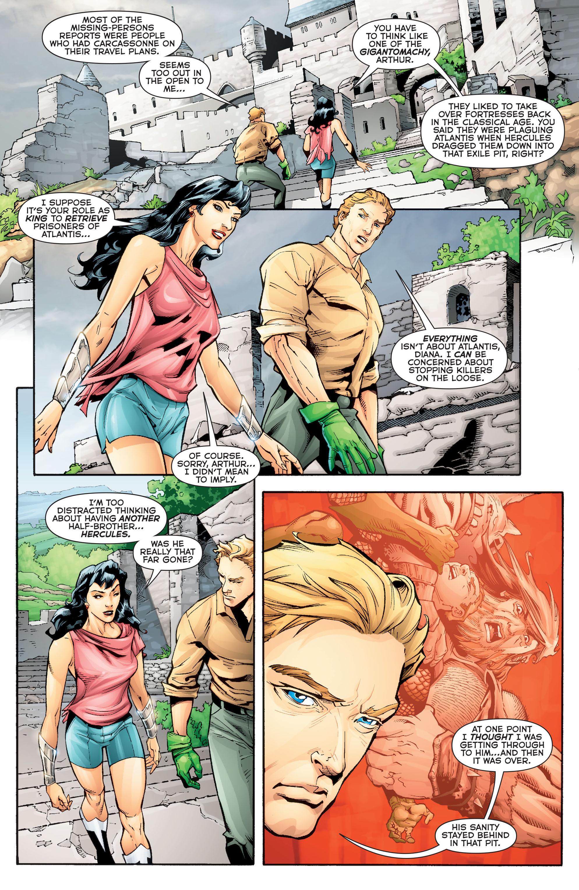 Read online Aquaman (2011) comic -  Issue #Aquaman (2011) _Annual 2 - 7