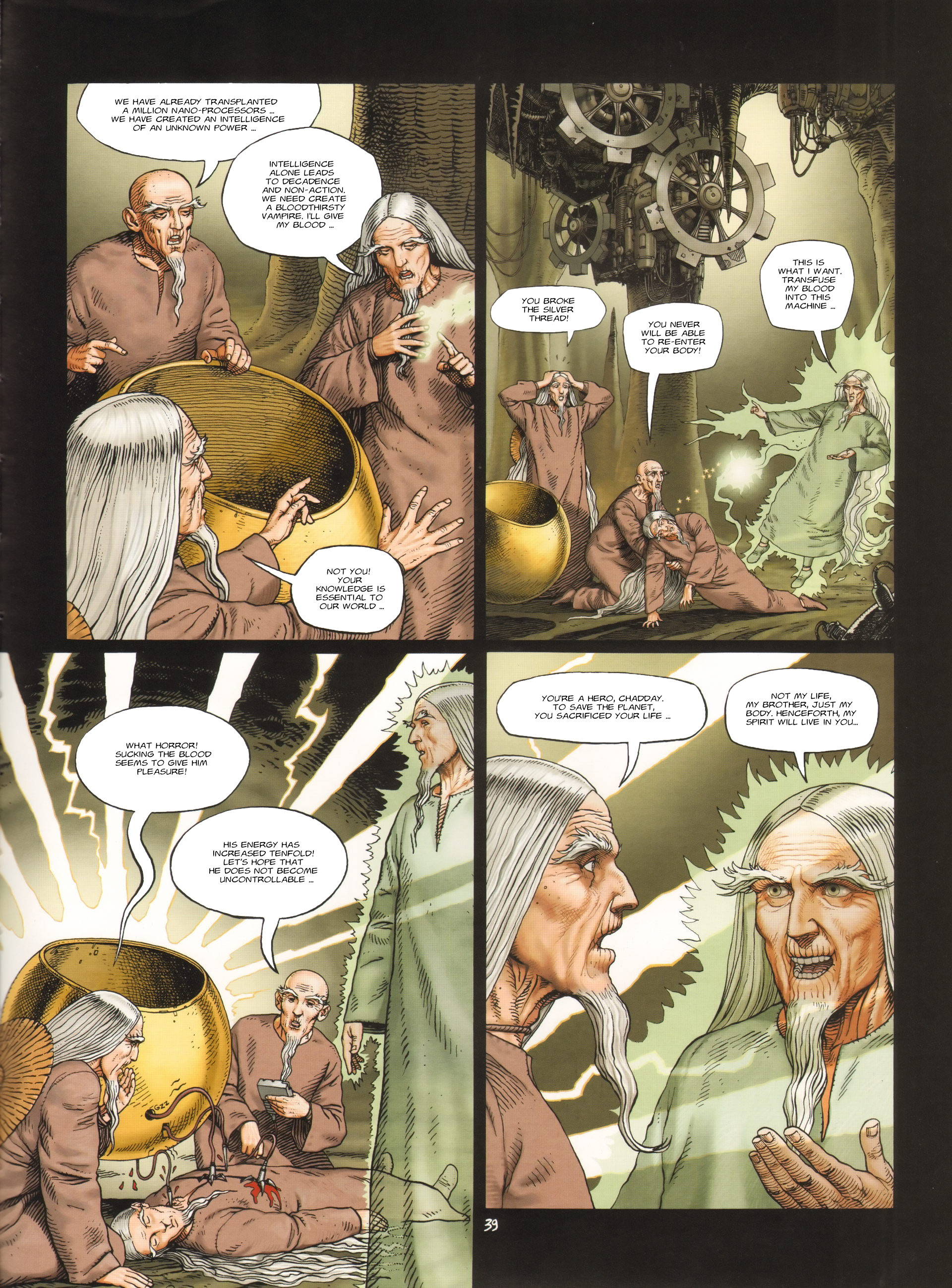 Read online Megalex (2014) comic -  Issue #3 - 42