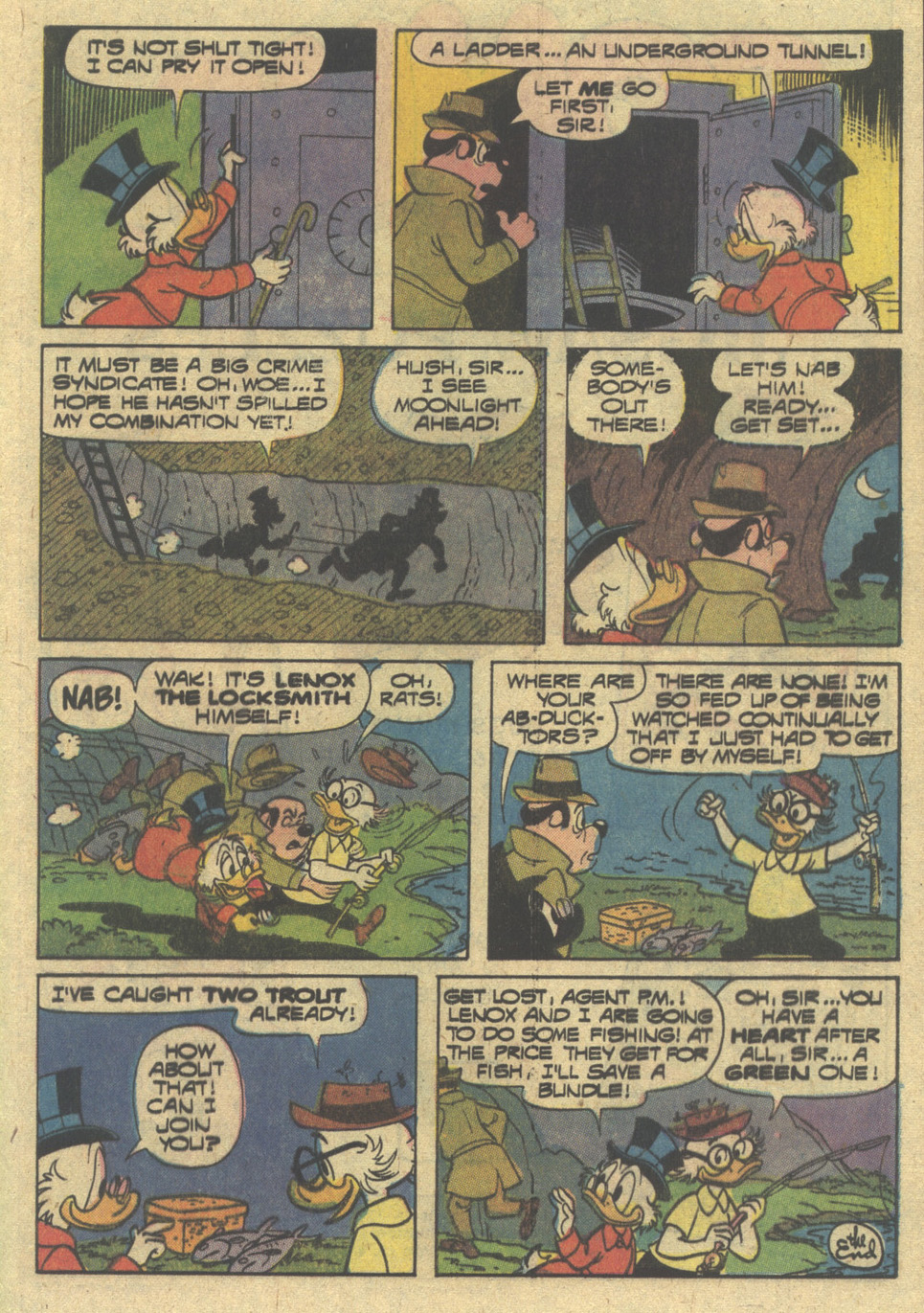 Read online Uncle Scrooge (1953) comic -  Issue #146 - 33