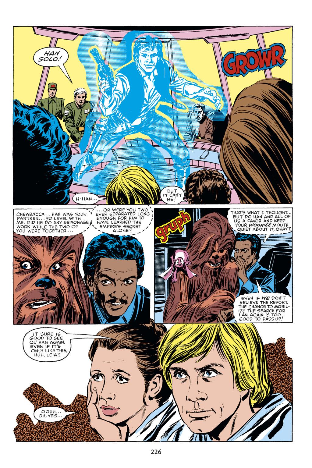 Read online Star Wars Omnibus comic -  Issue # Vol. 18 - 212
