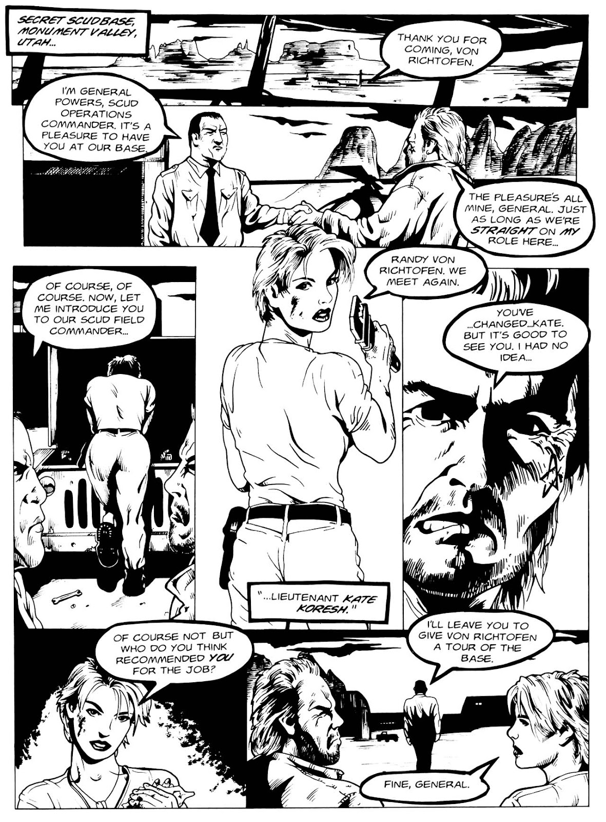 Read online Night of the Living Dead (1994) comic -  Issue #3 - 10