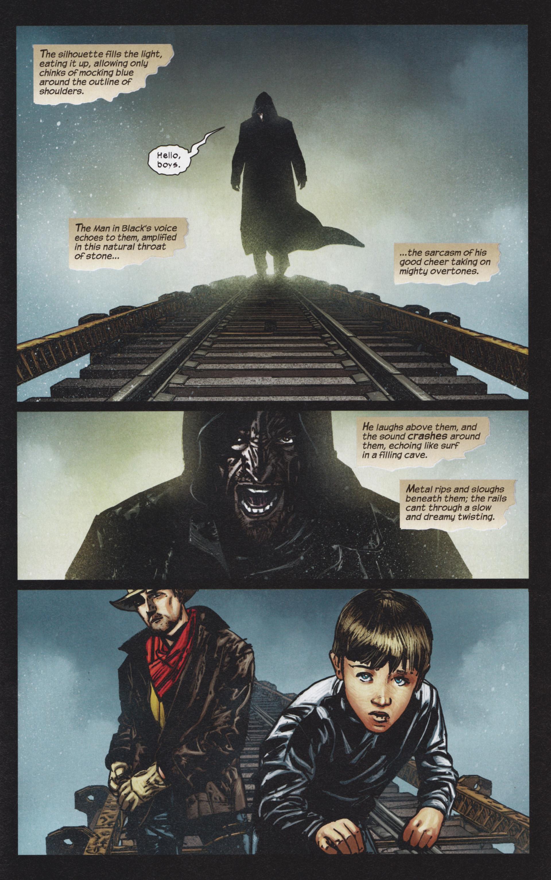 Read online Dark Tower: The Gunslinger - The Man in Black comic -  Issue #4 - 20