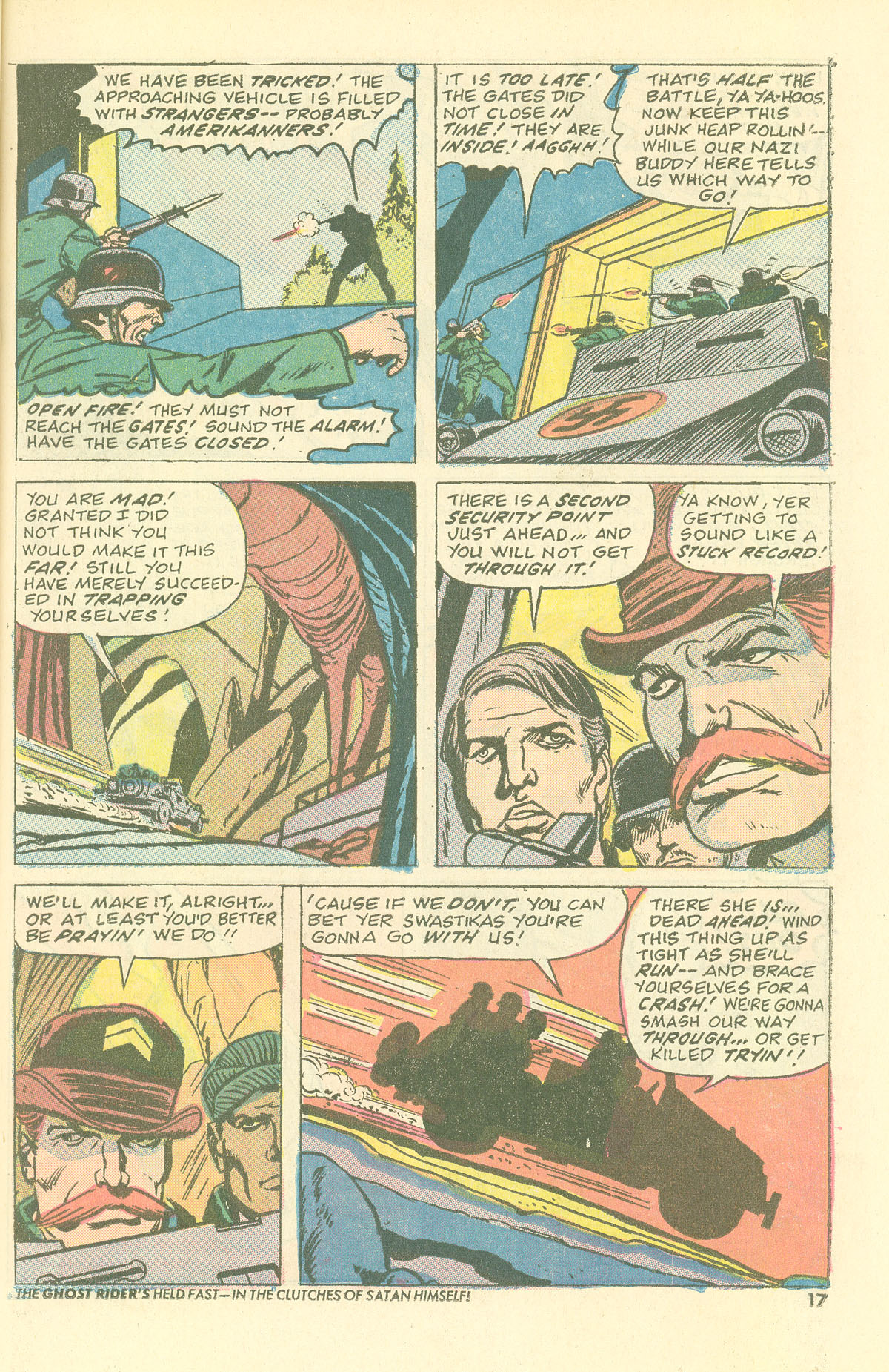 Read online Sgt. Fury comic -  Issue #115 - 19
