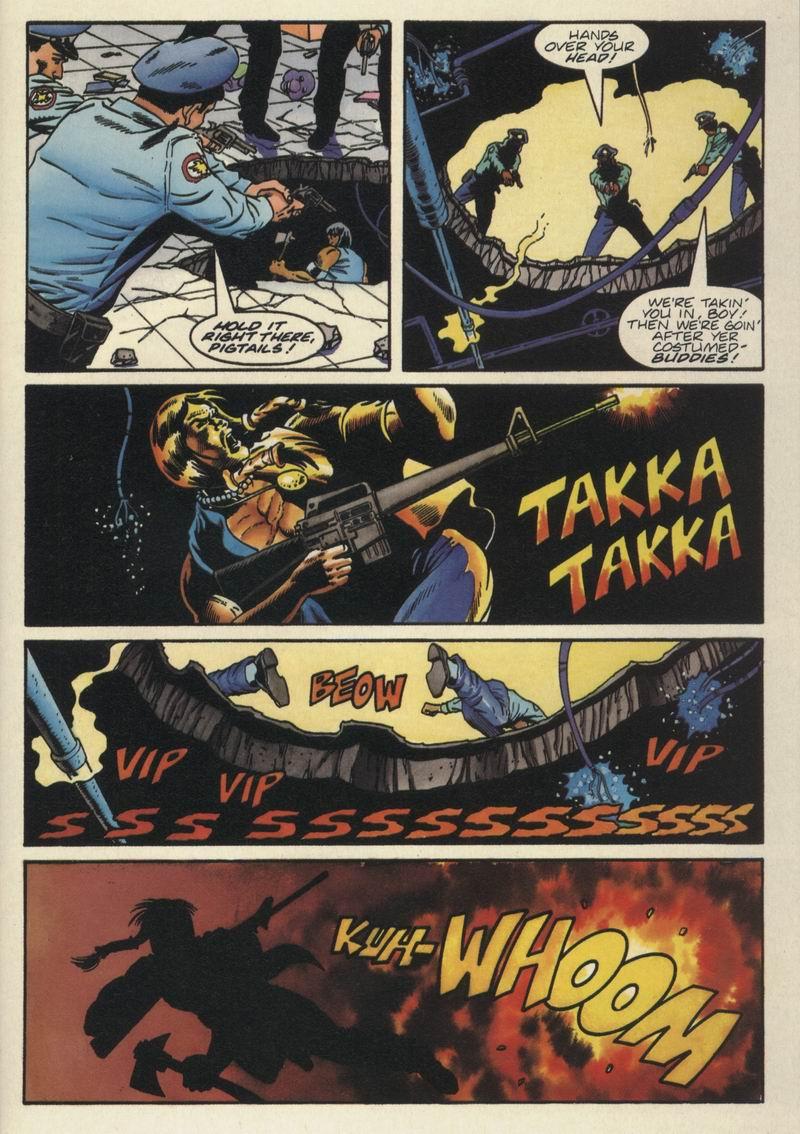 Read online Turok, Dinosaur Hunter (1993) comic -  Issue #15 - 13