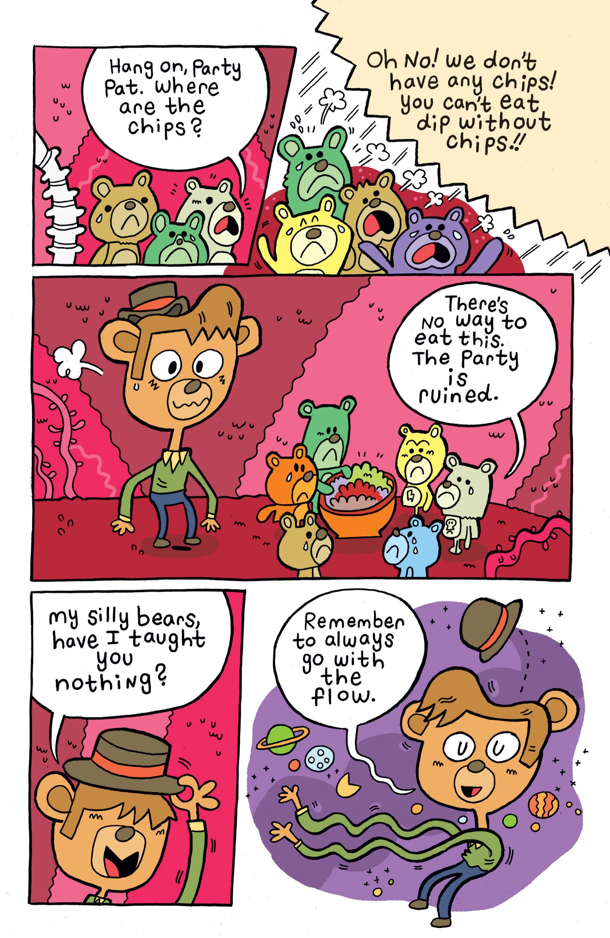 Read online Adventure Time comic -  Issue #4 - 26