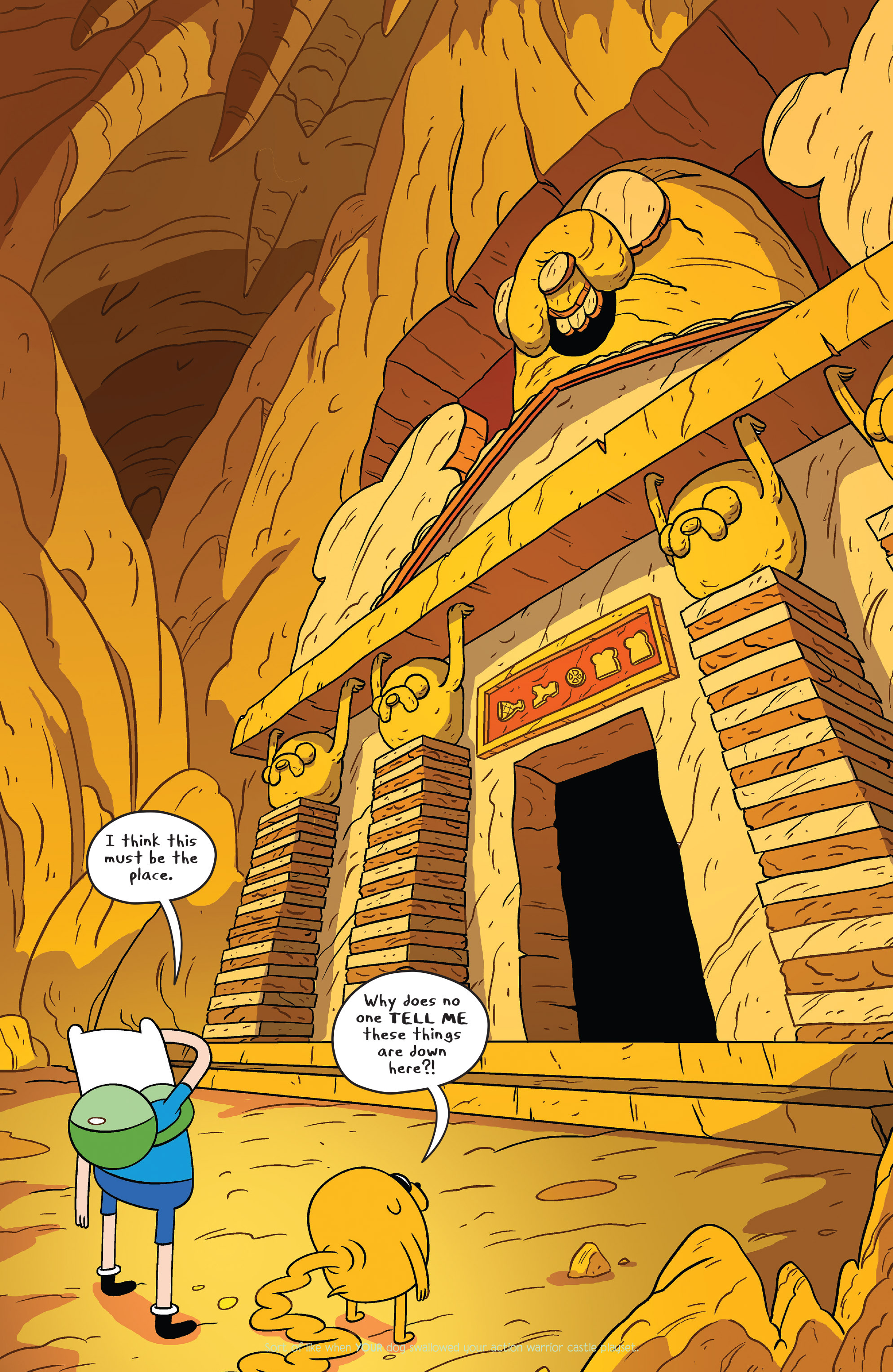 Read online Adventure Time comic -  Issue #38 - 10