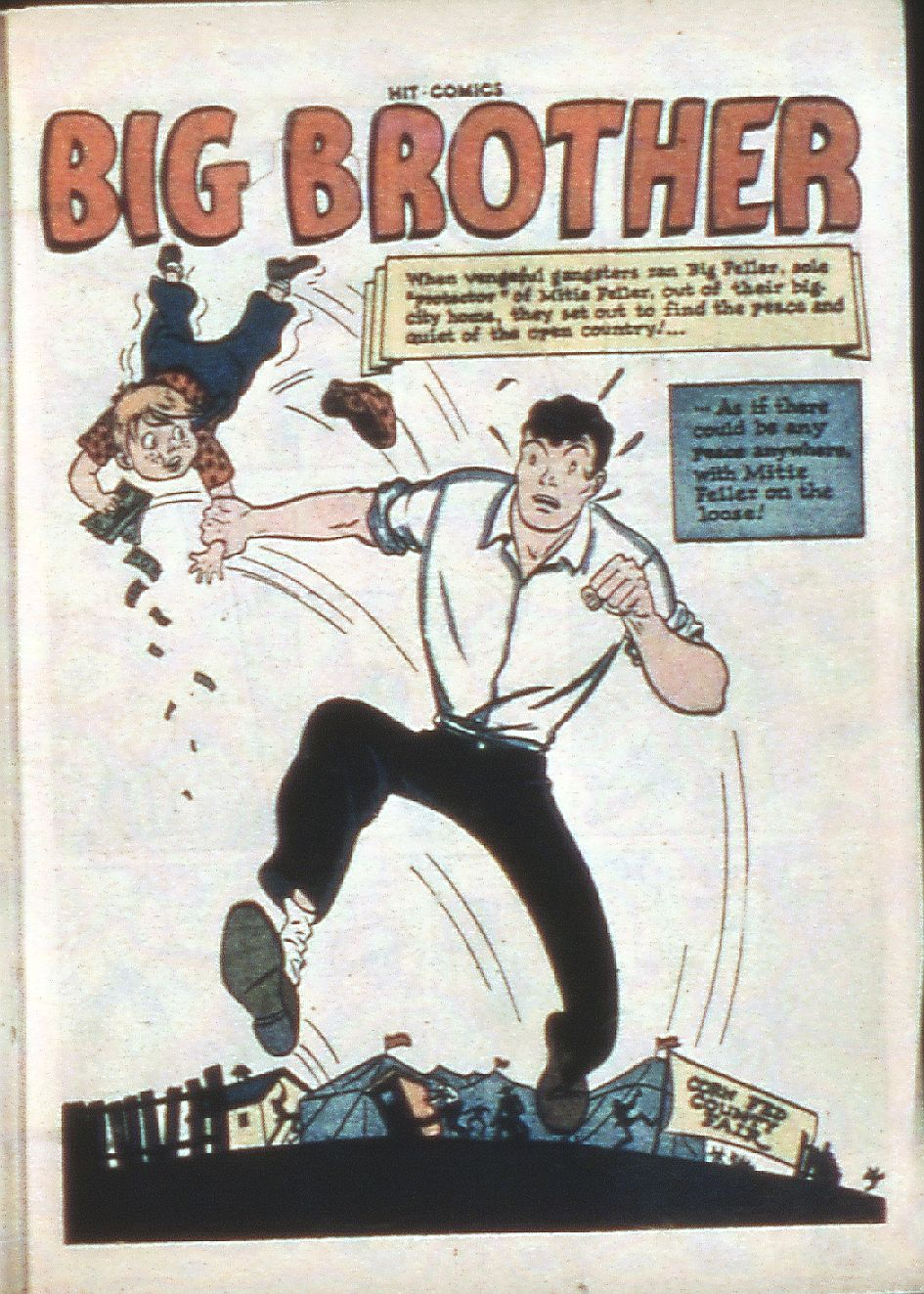 Read online Hit Comics comic -  Issue #37 - 31