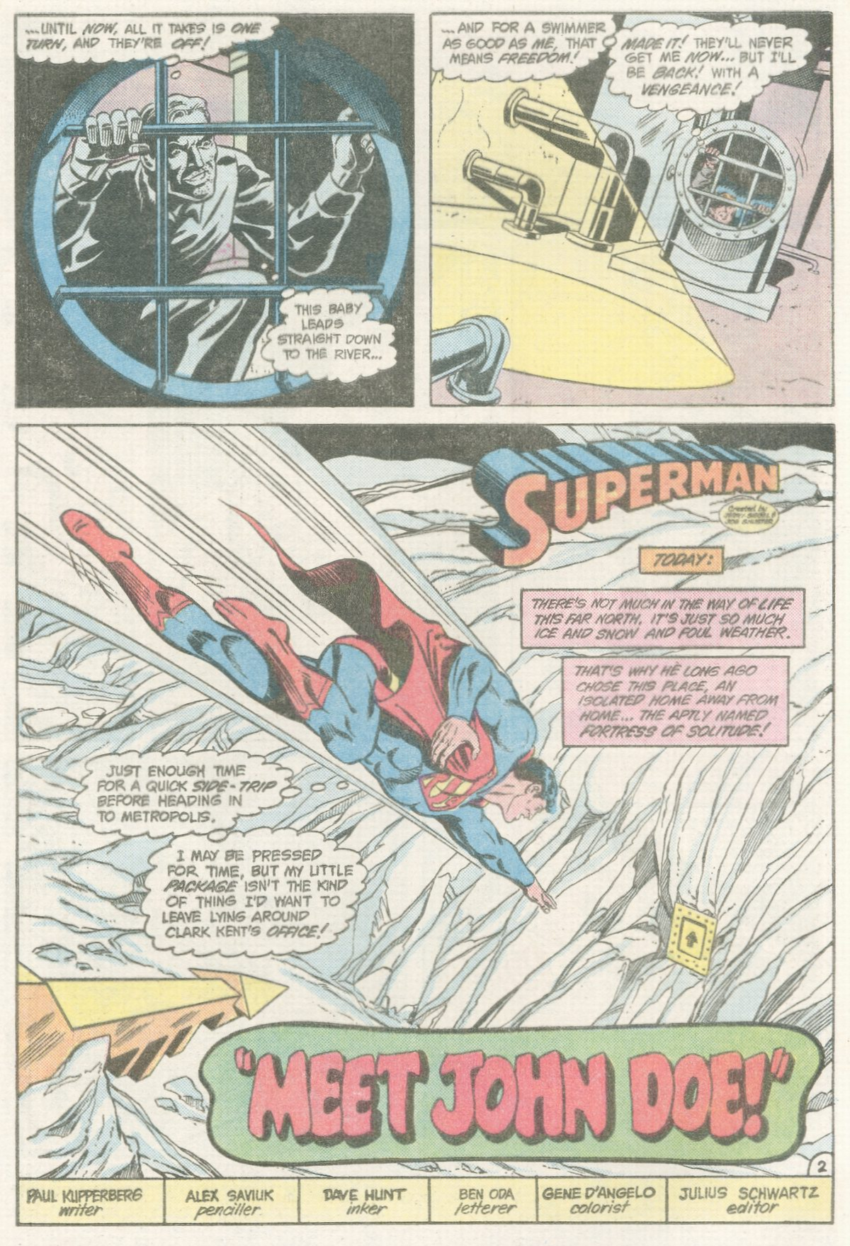 Read online Action Comics (1938) comic -  Issue #560 - 3