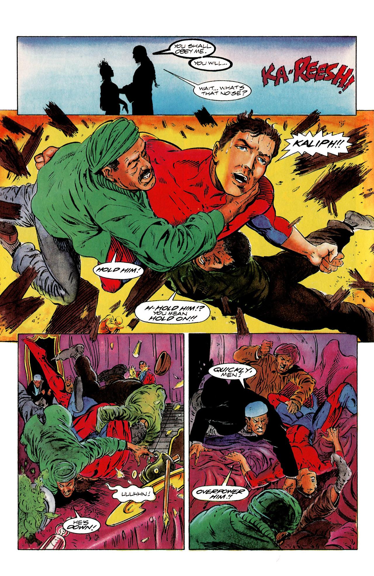 Read online Harbinger (1992) comic -  Issue #20 - 16