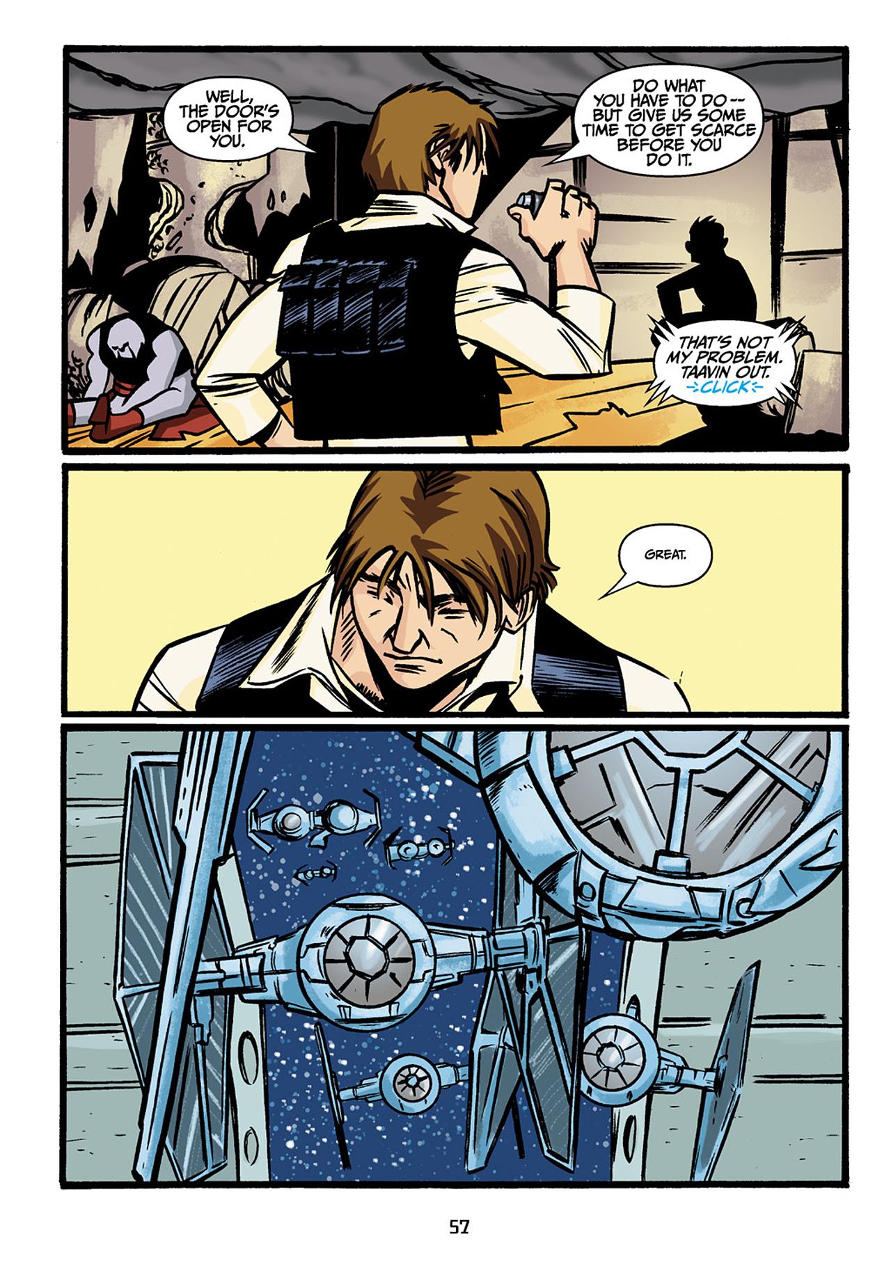 Read online Star Wars Omnibus comic -  Issue # Vol. 33 - 59