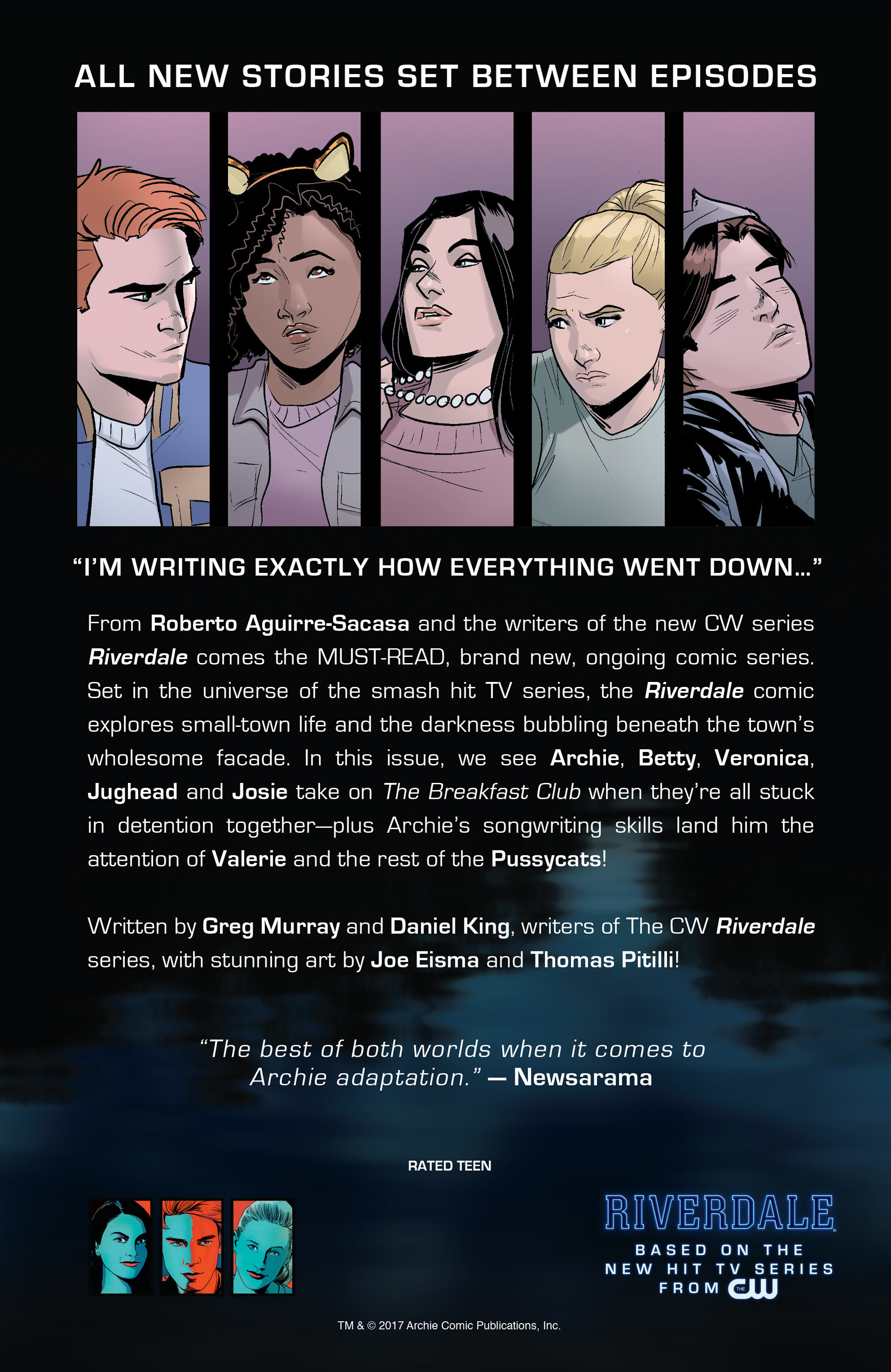 Read online Riverdale comic -  Issue #2 - 32