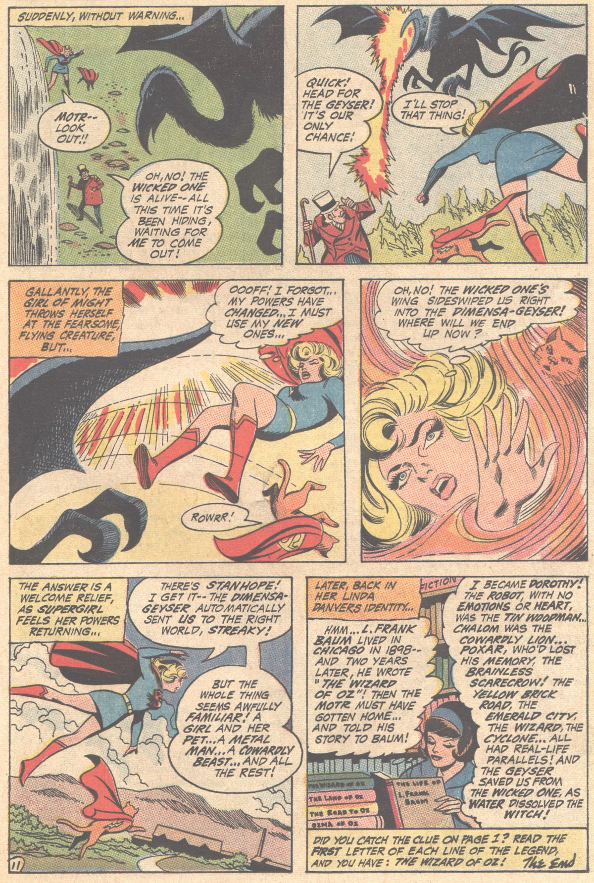 Read online Adventure Comics (1938) comic -  Issue #394 - 15