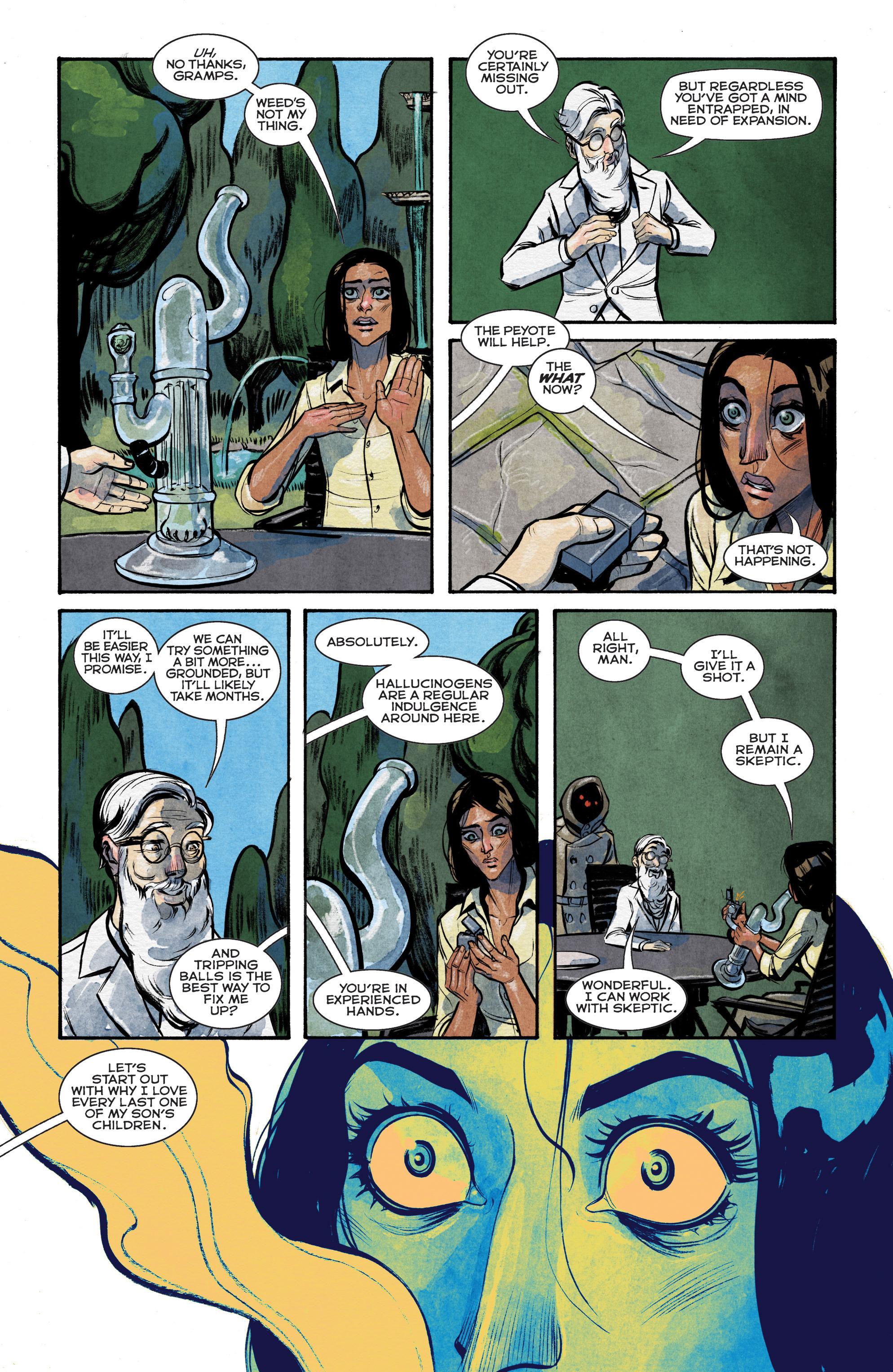 Read online Shutter comic -  Issue #14 - 19