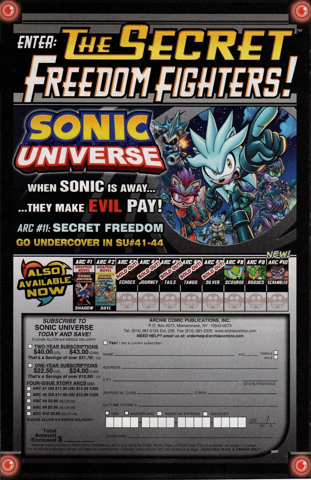 Read online Sonic Universe comic -  Issue #41 - 20