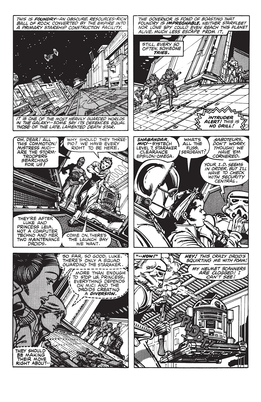 Read online Star Wars Legends: The Original Marvel Years - Epic Collection comic -  Issue # TPB 2 (Part 4) - 81