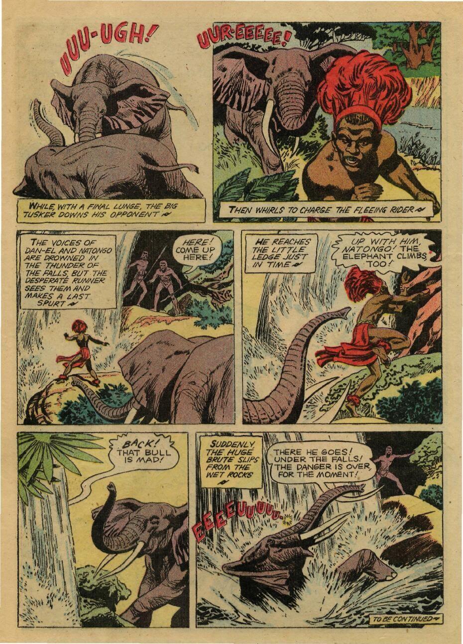 Tarzan (1948) issue 72 - Page 33