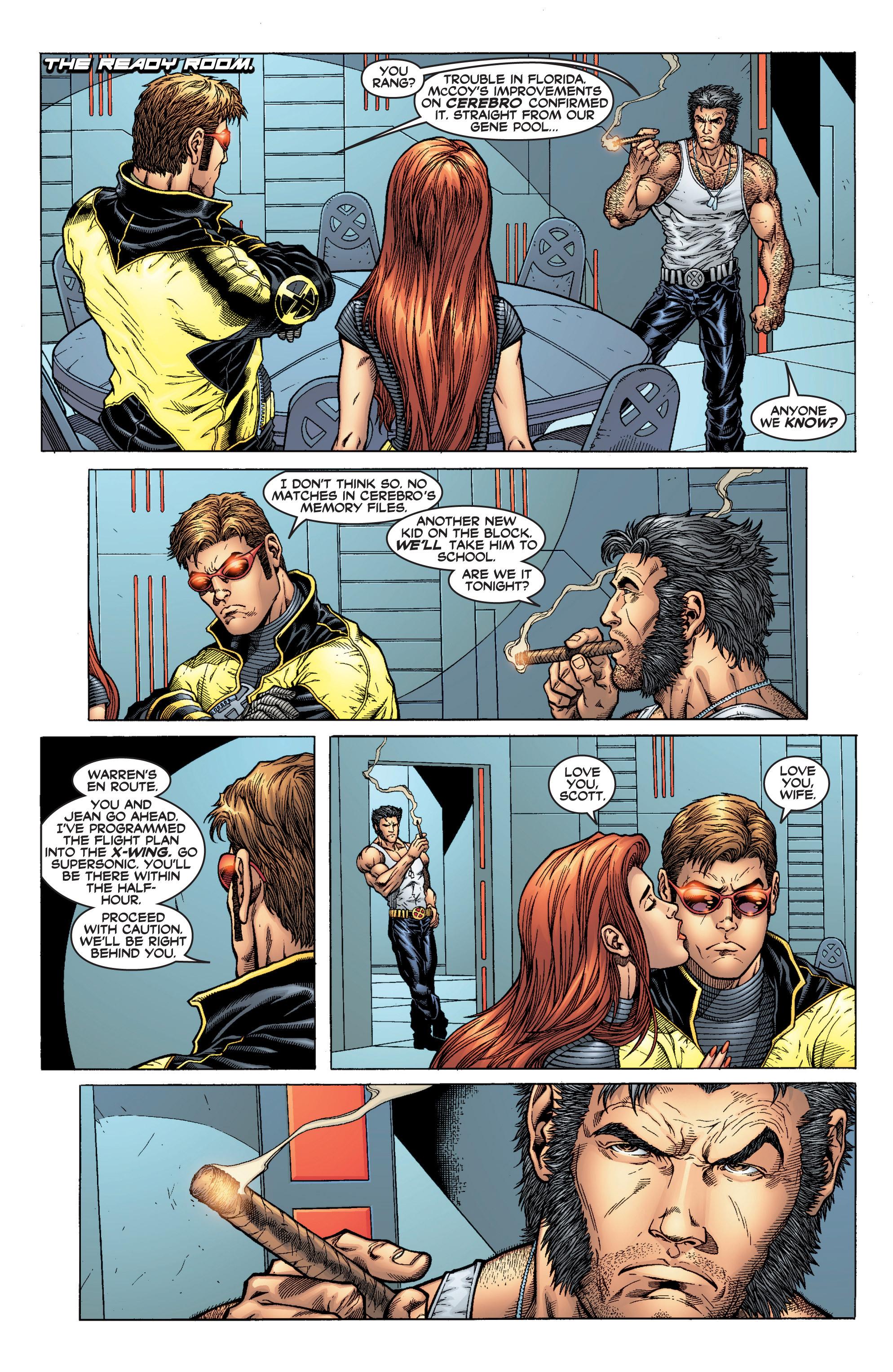 Read online Uncanny X-Men (1963) comic -  Issue #394 - 8