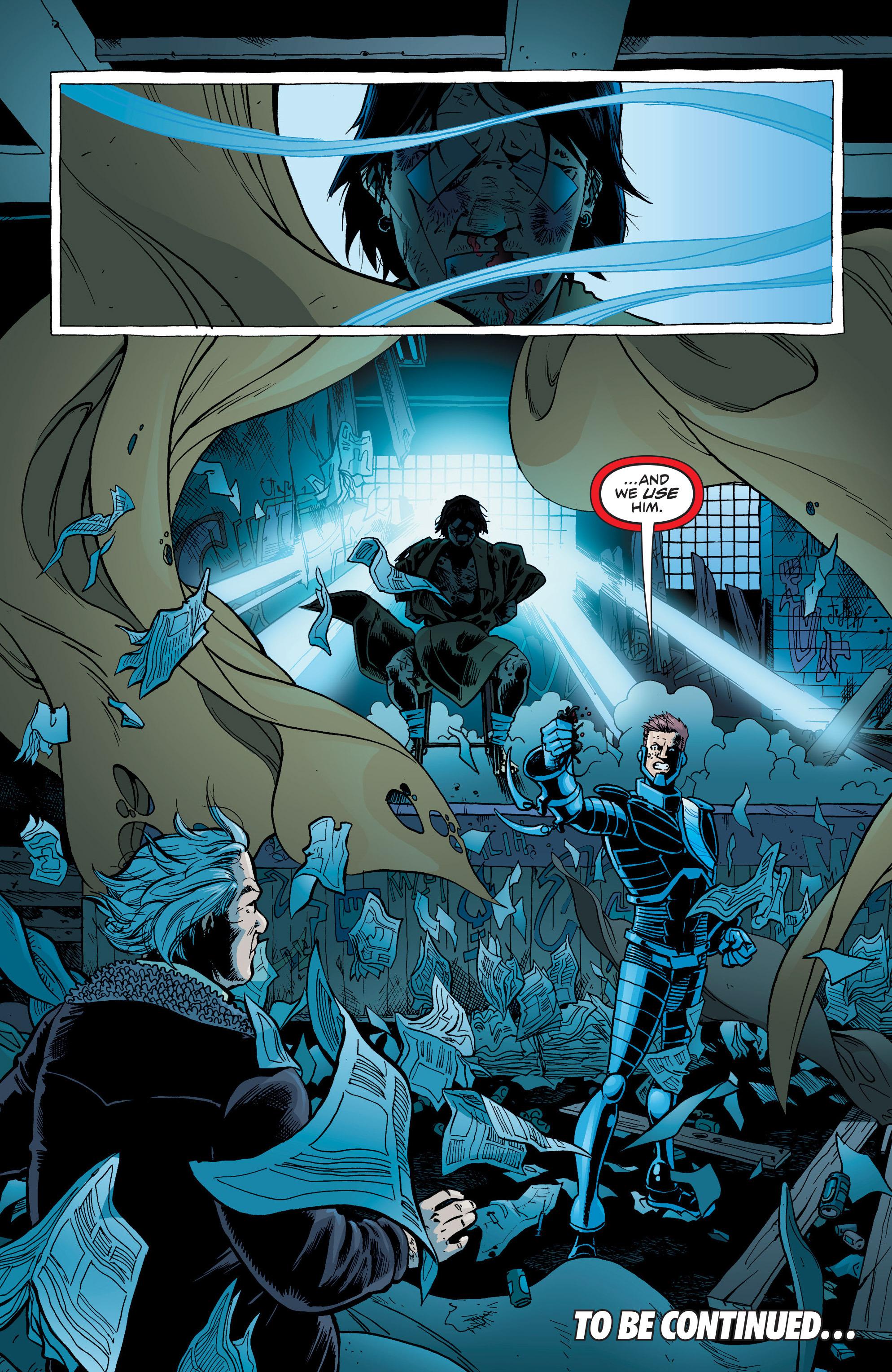 Read online Secret Identities comic -  Issue #3 - 20