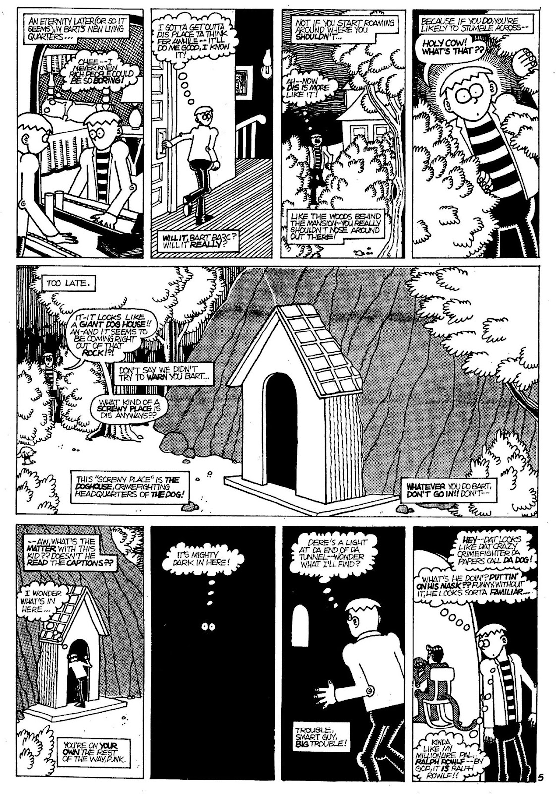 Read online The Nearly Complete Essential Hembeck Archives Omnibus comic -  Issue # TPB (Part 6) - 13