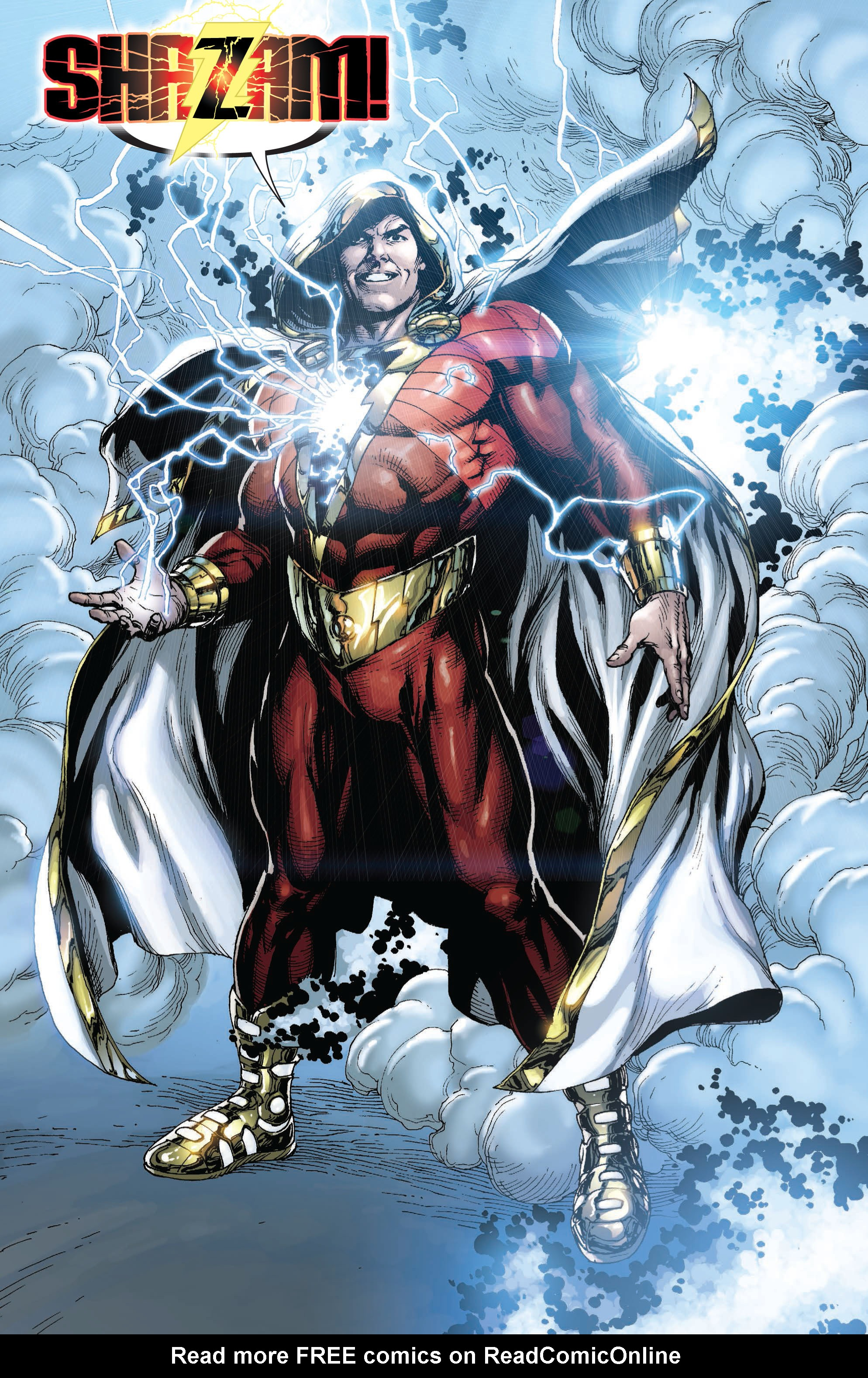 Read online Shazam! (2013) comic -  Issue #1 - 75