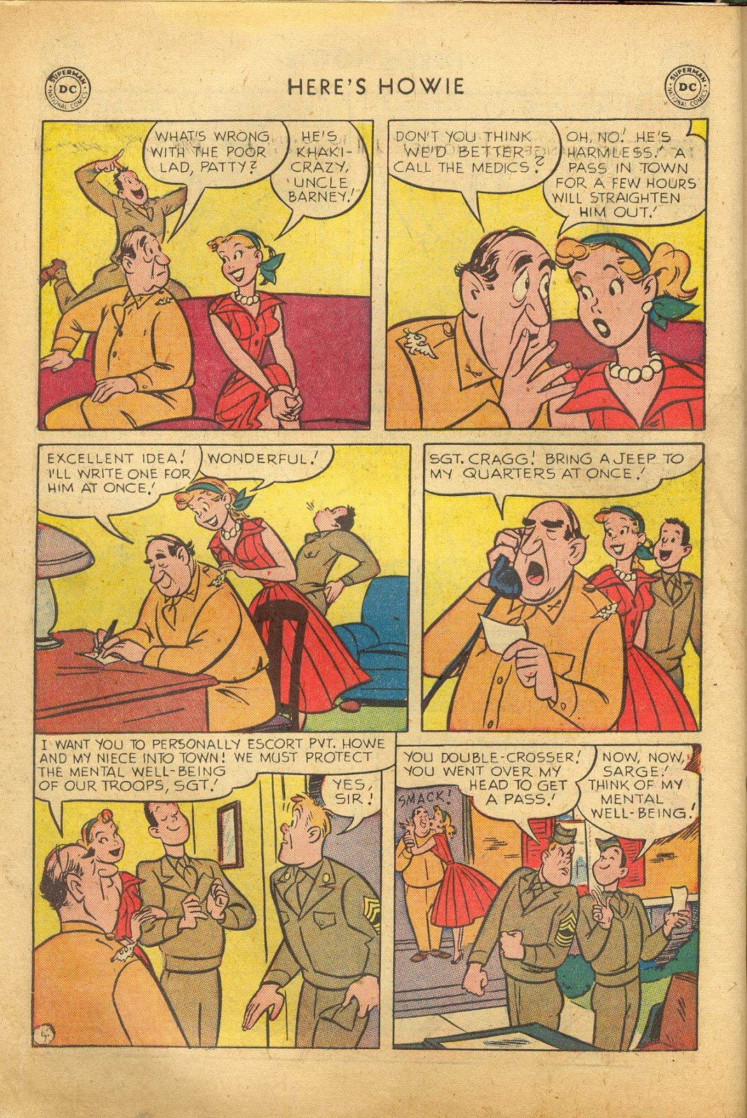 Here's Howie Comics issue 10 - Page 6