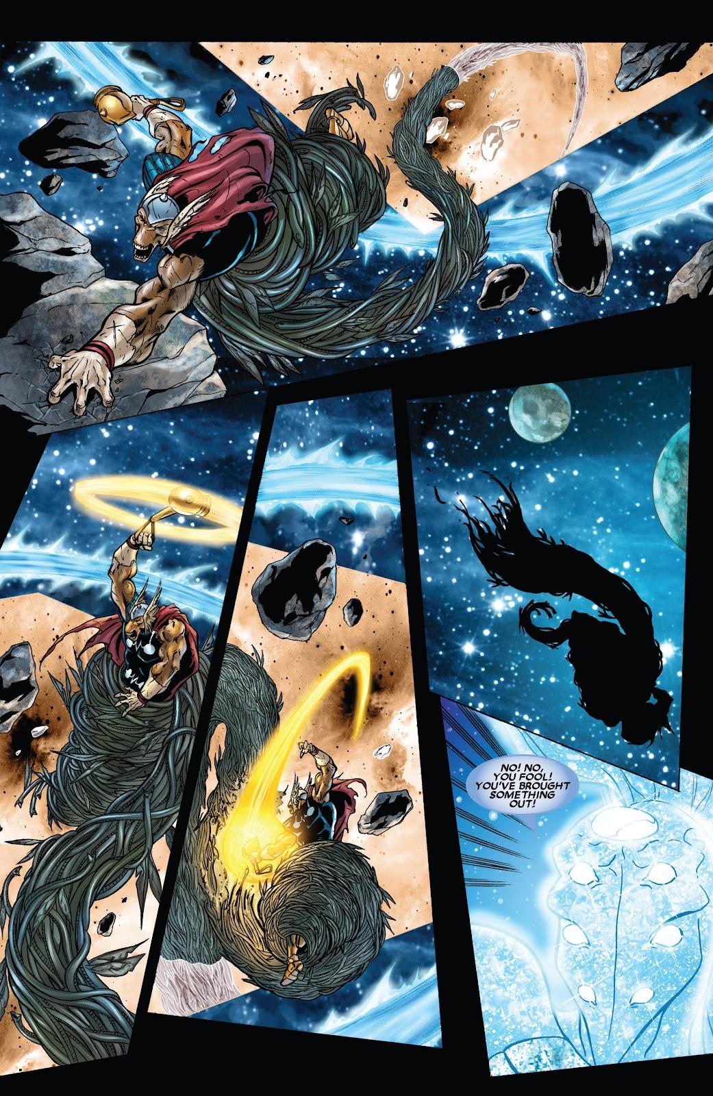 Read online Thor: Ragnaroks comic -  Issue # TPB (Part 4) - 25