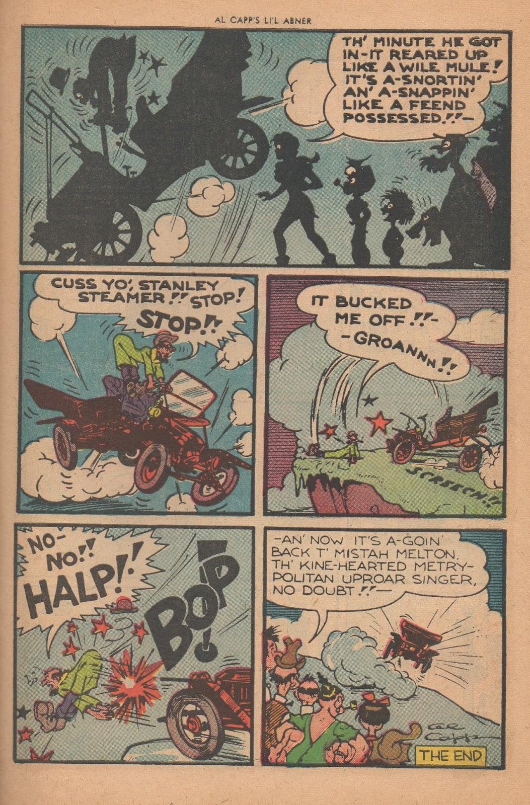 Li'l Abner Comics issue 77 - Page 27