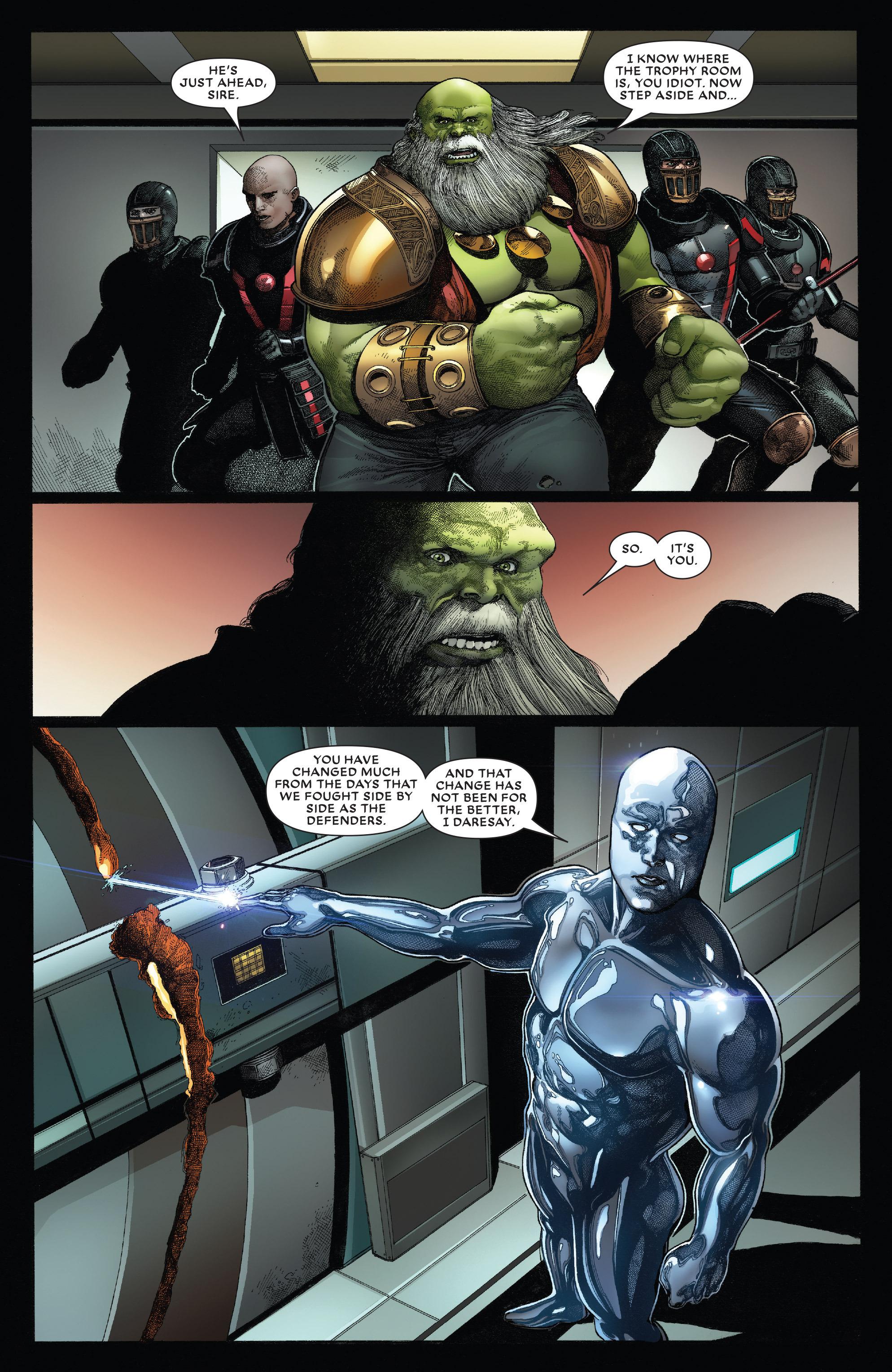 Read online Secret Wars: Battleworld comic -  Issue #4 - 14