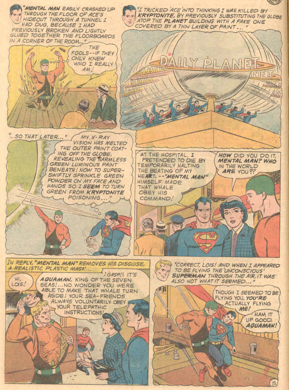 Read online Action Comics (1938) comic -  Issue #272 - 13