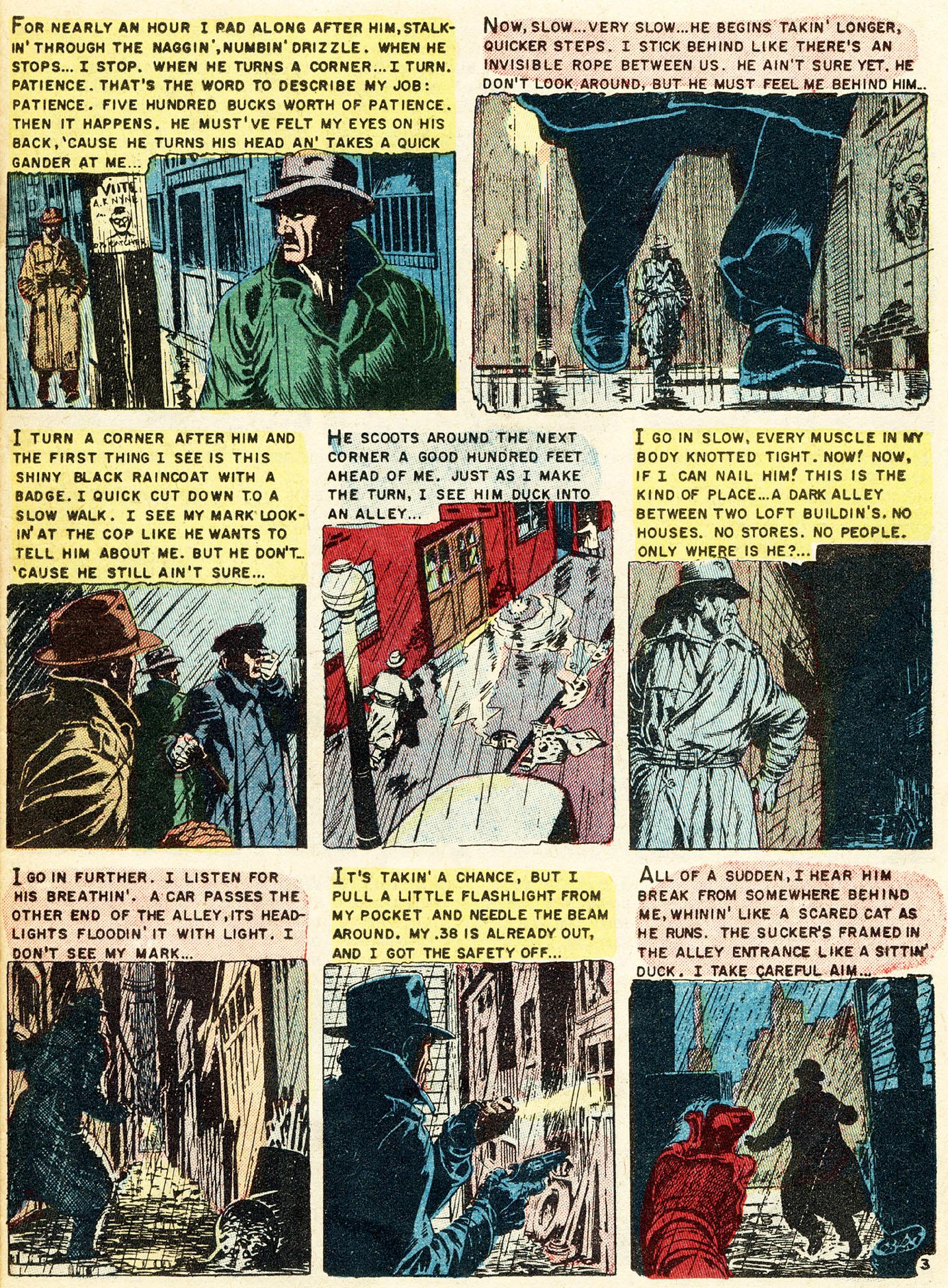 Read online Shock SuspenStories comic -  Issue #17 - 23